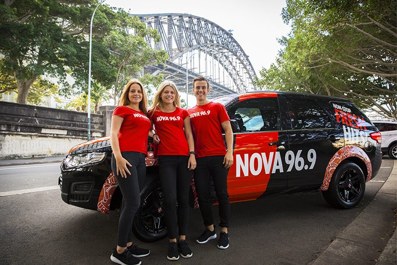 the team at nova by sydney corporate photography and video