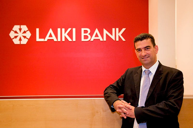 ceo laiki bank business portrait headshot