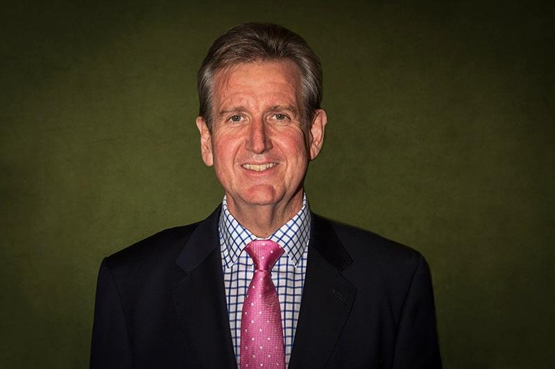 nsw premier barry o'farrell business portrait