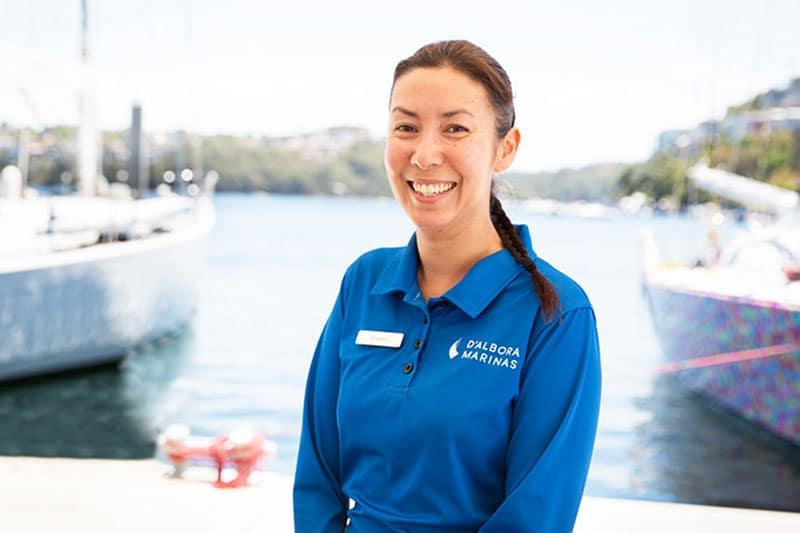 staff headshot at d'albora marinas