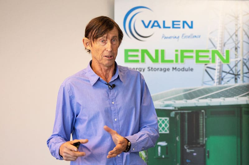 guest speaker tim macartney-snape at valen conference